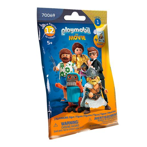 Playmobil - Saqueta Surpresa Playmobil The Movie Serie 1 - 70069 (vários modelos)