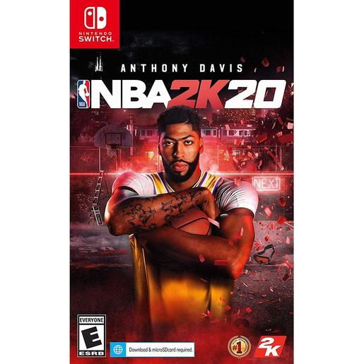 Nintendo Switch - NBA 2K20