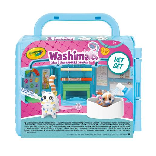 Washimals - Set Veterinário