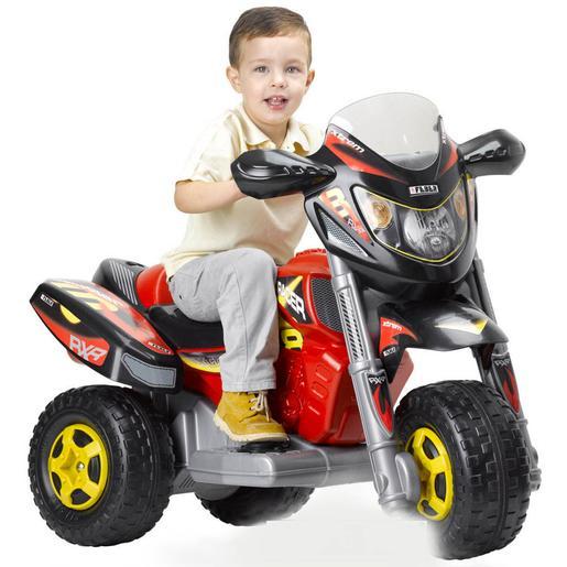 Feber Trimoto Red Racing 6V