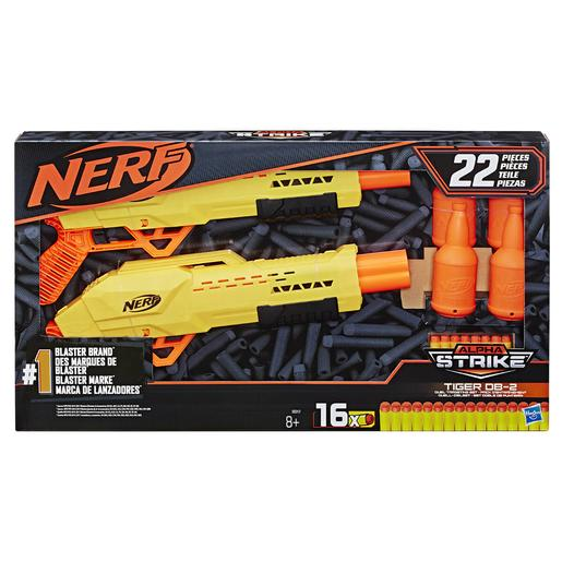 Nerf Alpha Strike - Pack 2 Tiger DB