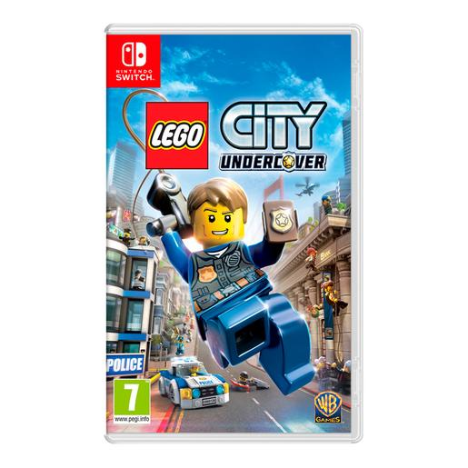 Nintendo Switch - LEGO CITY Undercover