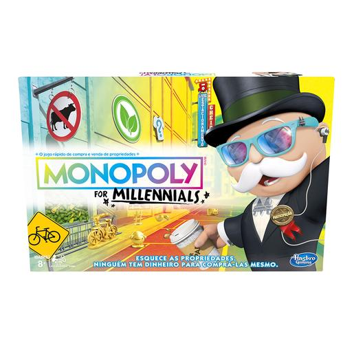 Monopoly - For Millenials