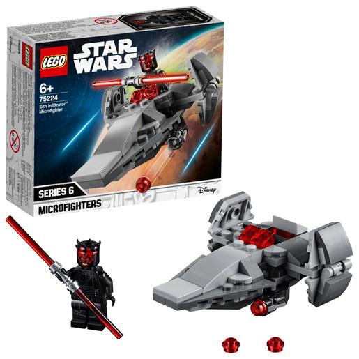 LEGO Star Wars - Microfighter Sith Infiltrator - 75224
