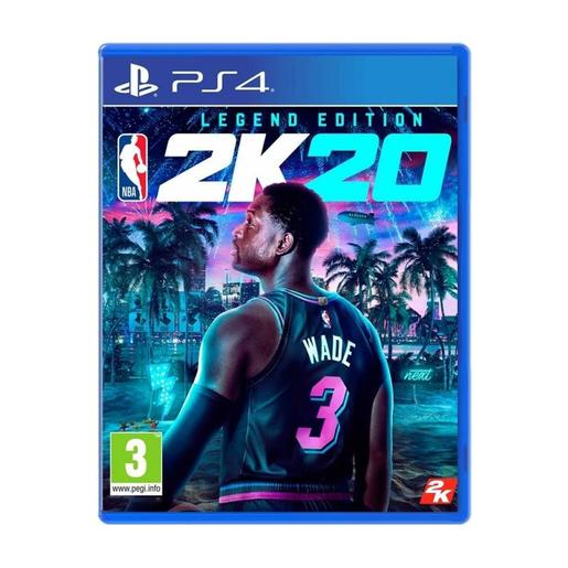 PS4 - NBA 2K20 Legend Edition
