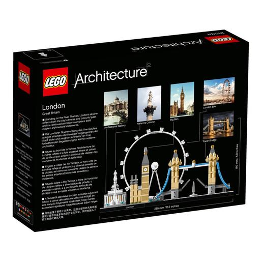 LEGO Architecture - Londres - 21034