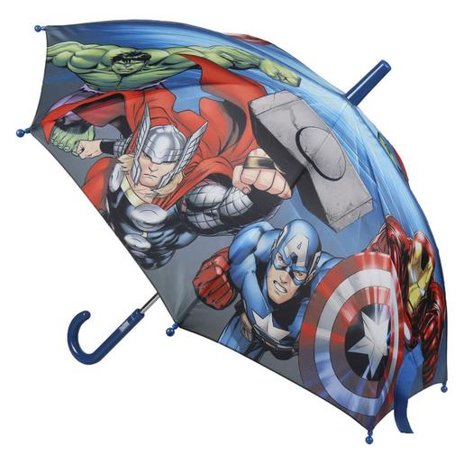 Os Vingadores - Guarda-Chuva Manual Avengers