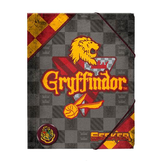 Harry Potter - Pasta Elásticos Quidditch Gryffindor