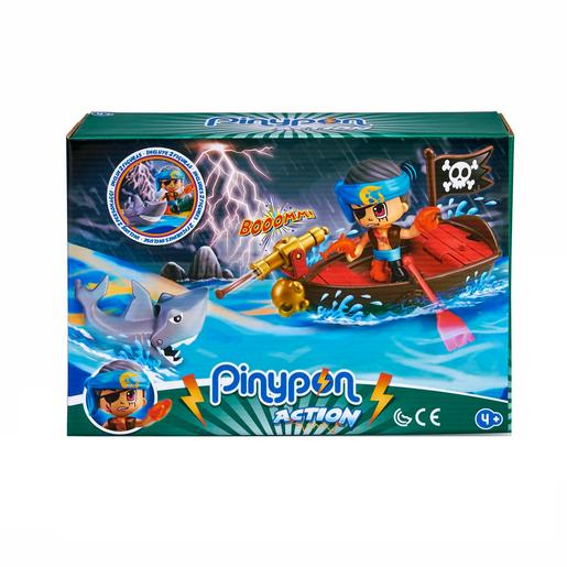 Pinypon - Bote Pirata Pinypon Action