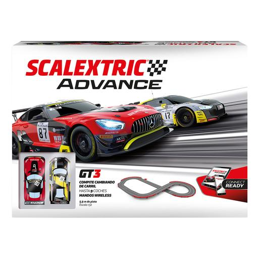 Scalextric - Circuito GT3 Advance 1:32