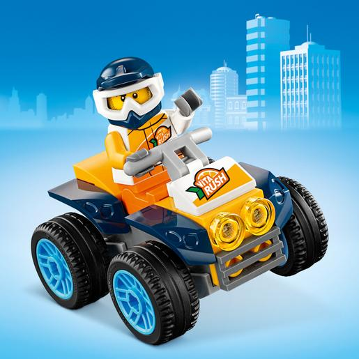 LEGO City - Equipo de Especialistas - 60255