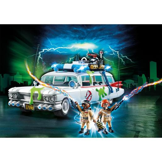 Playmobil - Ecto-1 Ghostbusters - 9220