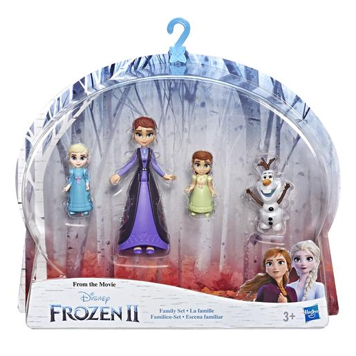 Frozen - Cena Familiar - Minibonecos Frozen 2