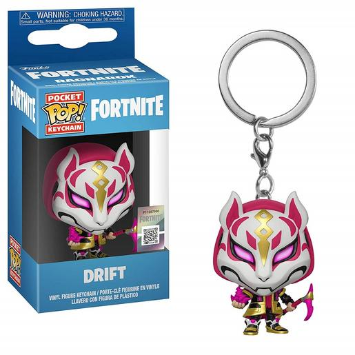 Fortnite - Drift - Porta-chaves POP Pocket