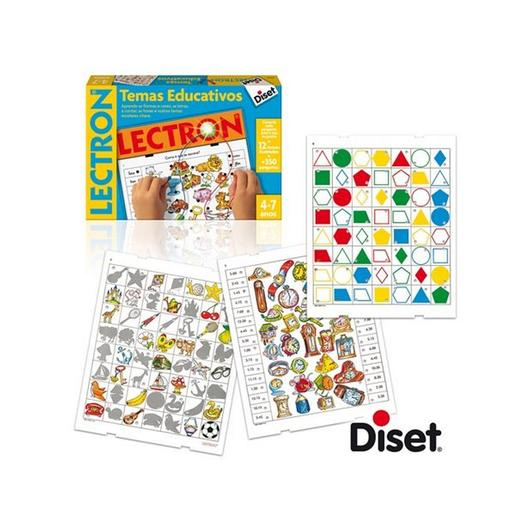 Lectron Junior - Temas Educativos