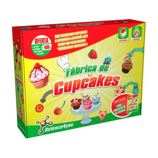 Science4you - Fábrica de Cupcakes