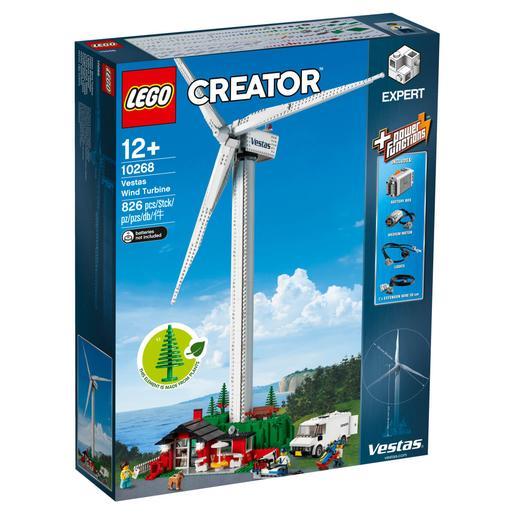 LEGO Creator Expert - Turbina Eólica Vestas - 10268
