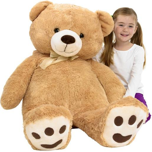 Animal Alley  - Peluche Urso 120 cm