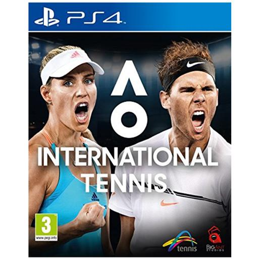 PS4 - AO International Tennis