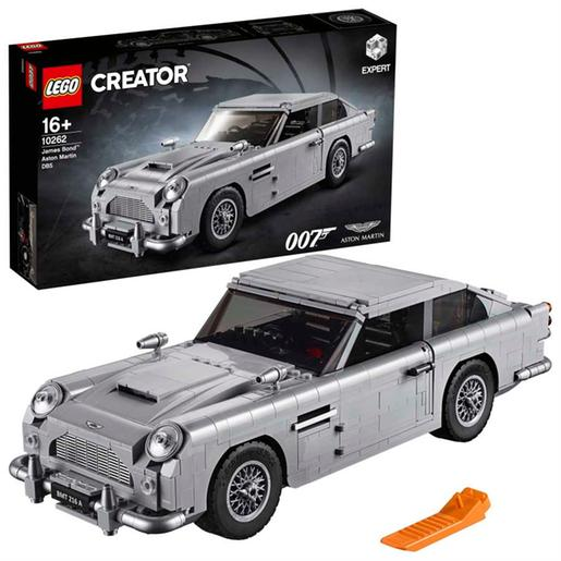 LEGO Creator - James Bond Aston Martin DB5 - 10262