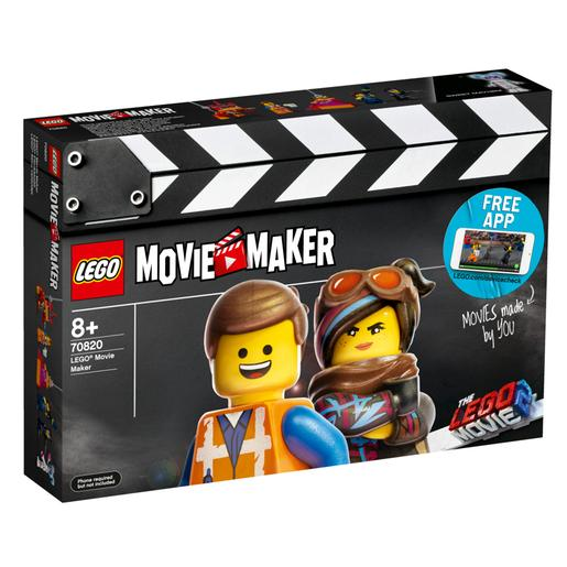 LEGO Movie 2 - LEGO Movie Maker - 70820