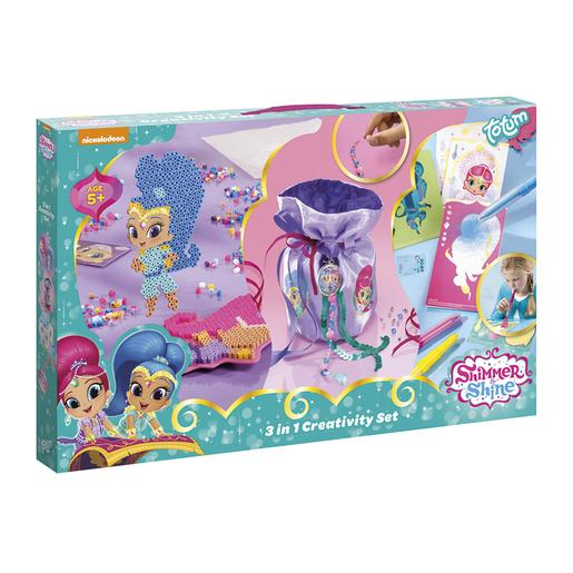 Shimmer and Shine - Set 3 em 1