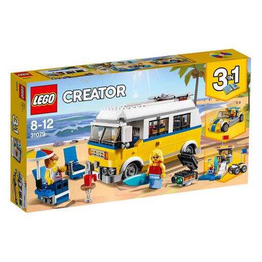 LEGO Creator - Sunshine Carrinha de Surfista - 31079