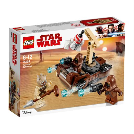 LEGO Star Wars - Pack de Batalha de Tatooine - 75198