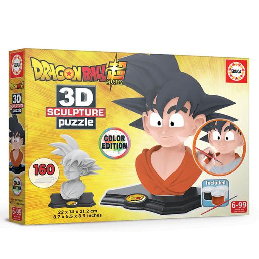 Educa Borras - Dragon Ball - Puzzle Escultura Color 3D