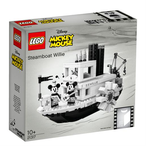 LEGO Ideas - Steamboat Willie - 21317