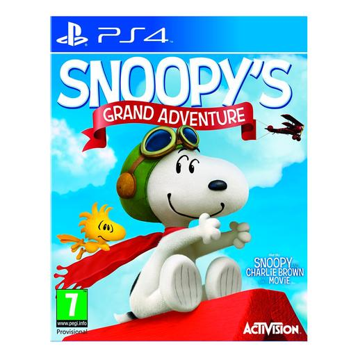 PS4 - Snoopy's Grand Adventure