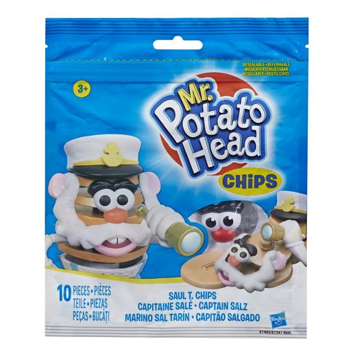 Toy Story - Mr. Potato Chips Marino Sal Tarín