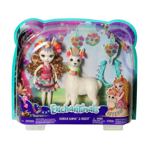 Enchantimals - Lluella Llama e Fleecy