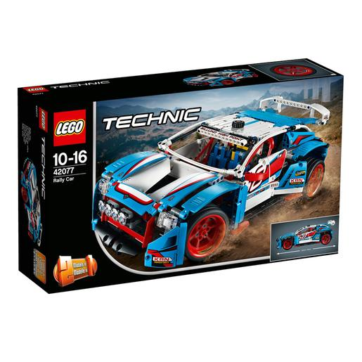 LEGO Technic - Carro de Rally - 42077