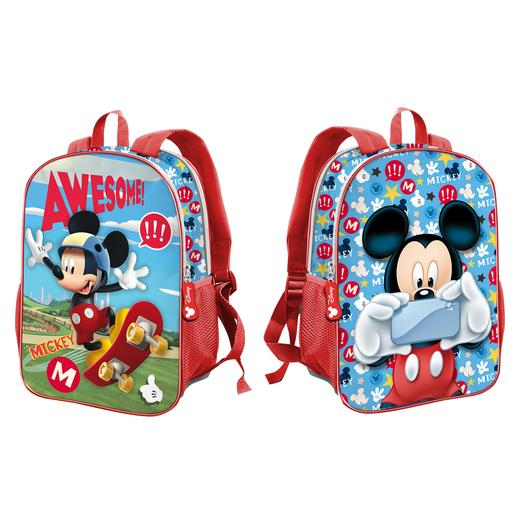 Mickey Mouse Skater - Mochila Dual (Pequena)