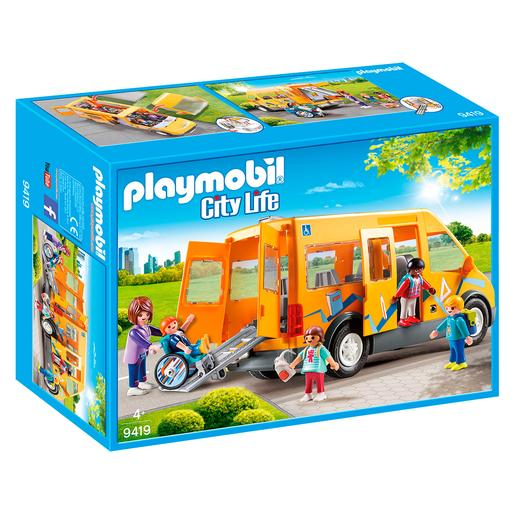 Playmobil - Transporte Escolar - 9419