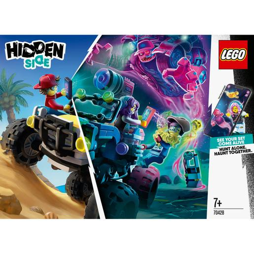 LEGO Hidden Side - O Buggy de Praia de Jack - 70428