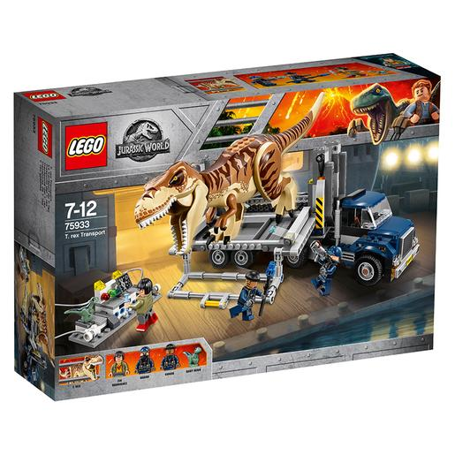 LEGO Jurassic World - Transporte do T. Rex - 75933