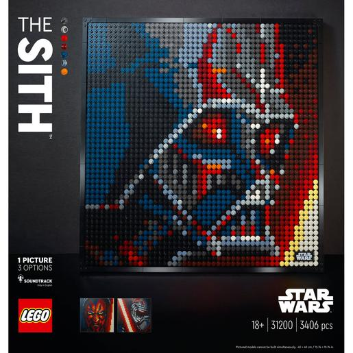 LEGO Art - Star Wars: Os Sith - 31200
