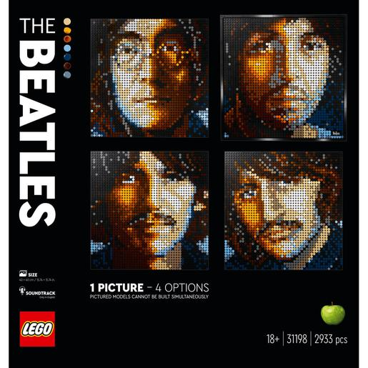 LEGO Art - The Beatles - 31198