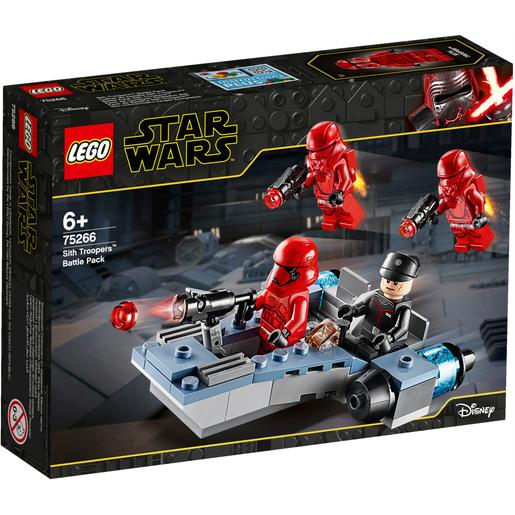 LEGO Star Wars - Pack de Batalha Sith Troopers - 75266