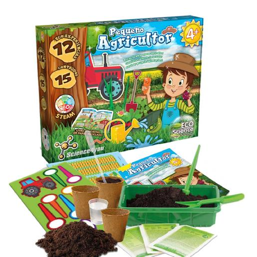 Science4you - Pequeno Agricultor