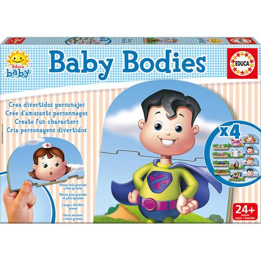 Educa Borrás - Baby Bodies