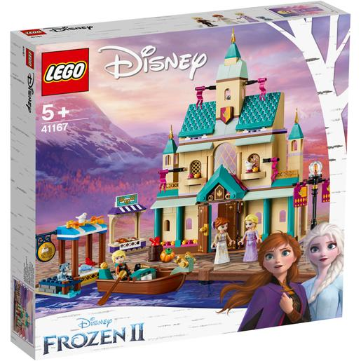 LEGO Disney Princess - A Aldeia do Castelo de Arendelle - 41167