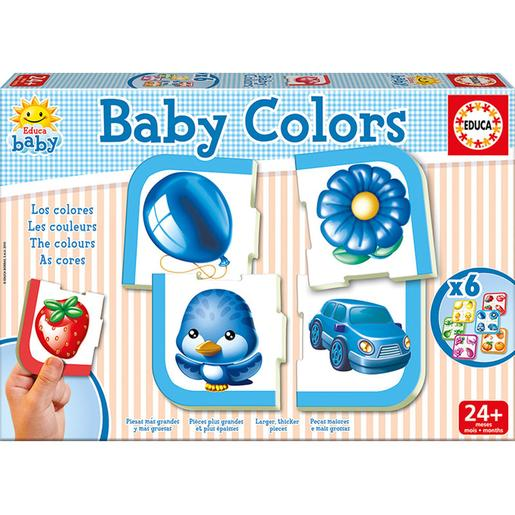 Educa Borrás - Baby Colors