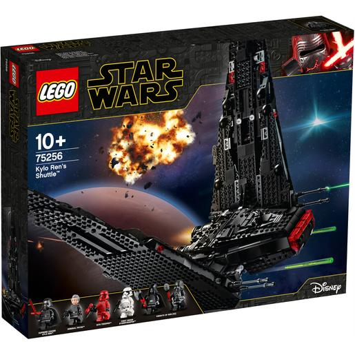 LEGO Star Wars - Kylo Ren's Shuttle - 75256