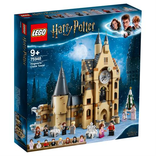 LEGO Harry Potter - A Torre do Relógio de Hogwarts - 75948