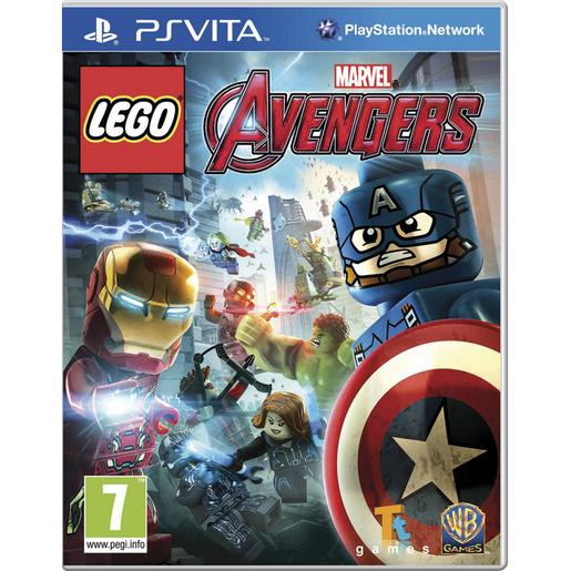 PS Vita - LEGO Marvel Avengers
