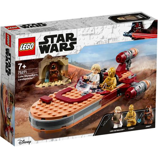 LEGO Star Wars - O Landspeeder de Luke Skywalker - 75271