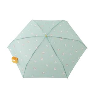 Mr. Wonderful Guarda-chuva Pequeno Mint com Unicórnios